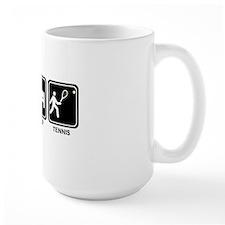 EAT SLEEP TENNIS Mug