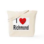 I love Richmond Virginia Tote Bag