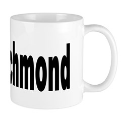 I love Richmond Virginia Mug