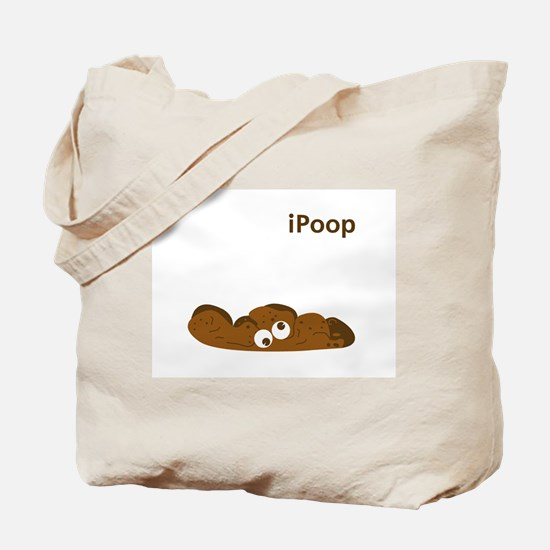 iPOOP Tote Bag