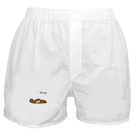 iPOOP Boxer Shorts