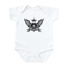 Kick Ass Welder Infant Bodysuit