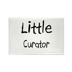 Little Curator Rectangle Magnet (10 pack)