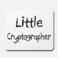 Little Cryptographer Mousepad