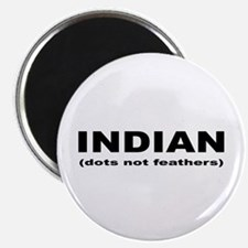 Indian (dots not feathers) Magnet