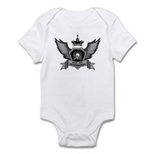 Kick Ass Veterinarian Infant Bodysuit