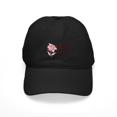 Domestic Abuse Survivor Black Cap