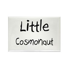 Little Cosmonaut Rectangle Magnet