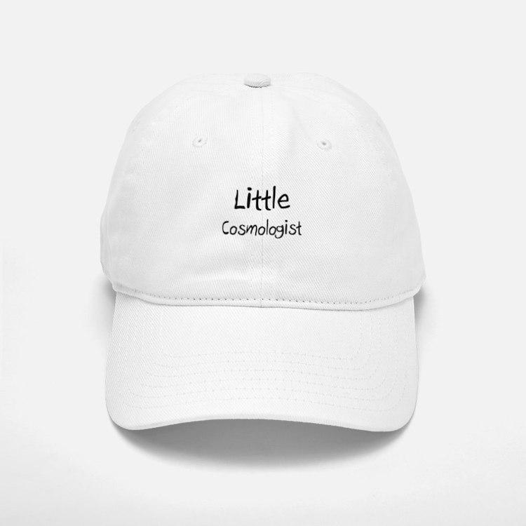 Little Cosmologist Baseball Baseball Cap