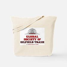 Global Society of Oilfield Tr Tote Bag