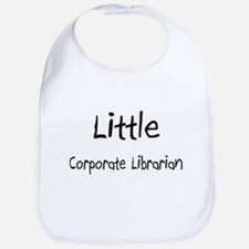 Little Corporate Librarian Bib