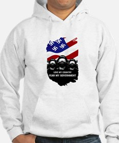 Fear the Government Hoodie