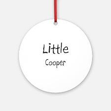 Little Cooper Ornament (Round)