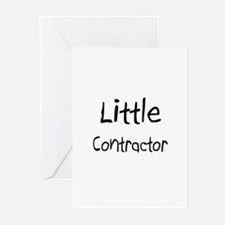 Little Contractor Greeting Cards (Pk of 10)