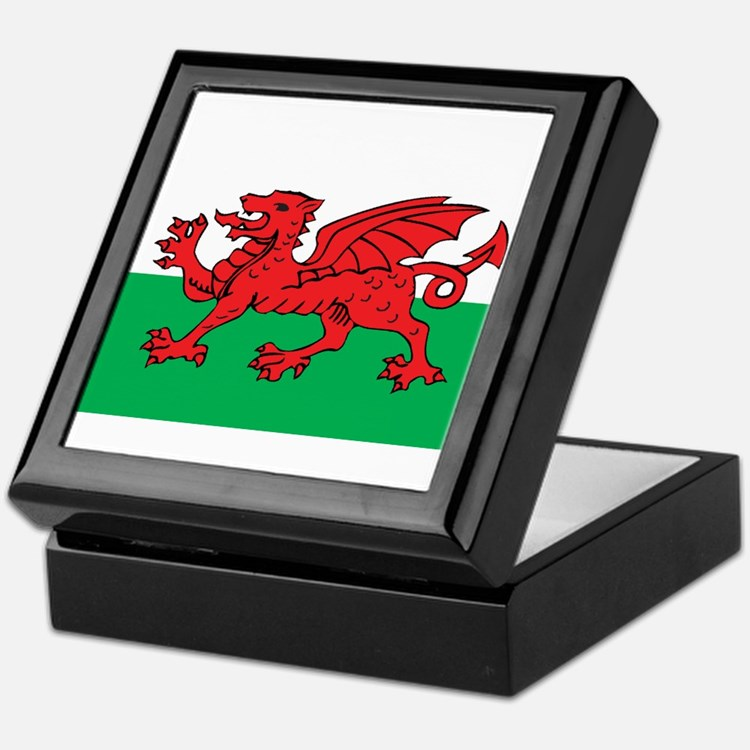 WALES Tile Box