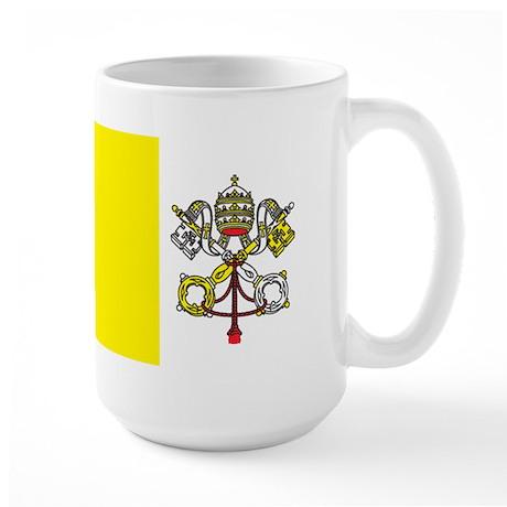 VATICAN Large Mug