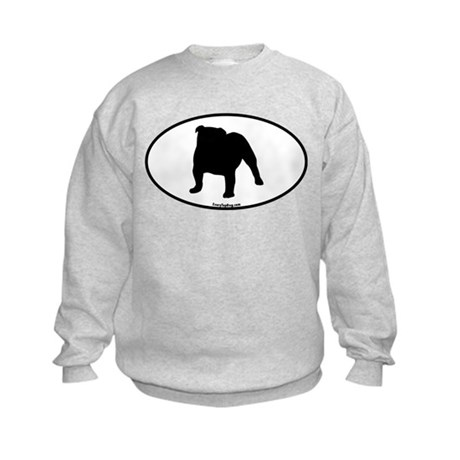 Bulldog Kids Sweatshirt