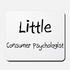 Little Consumer Psychologist Mousepad