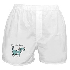 Nice Pussy! Boxer Shorts