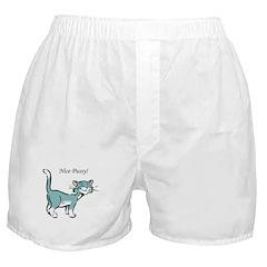 Nice Pussy! Boxer Shorts
