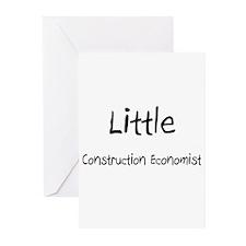 Little Construction Economist Greeting Cards (Pk o