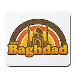Baghdad Super Retro Mousepad
