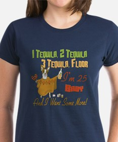 Tequila 25th Tee