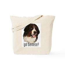 got bernese? Tote Bag