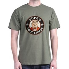 Dupe's Military Green T-Shirt