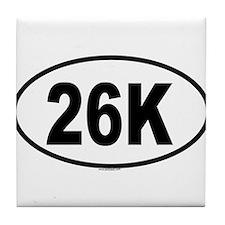 26K Tile Coaster