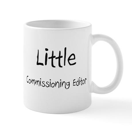 Little Commissioning Editor Mug