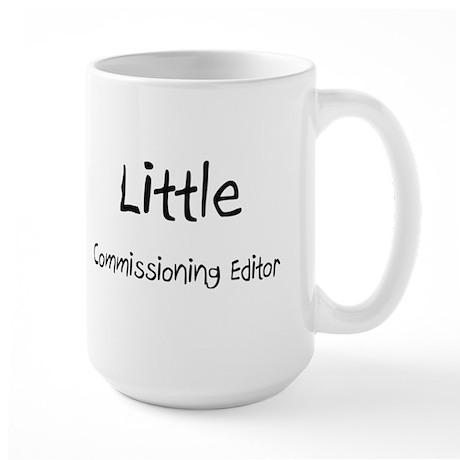 Little Commissioning Editor Large Mug