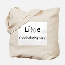 Little Commissioning Editor Tote Bag