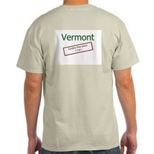 Vermont Zombie Free Since 1791