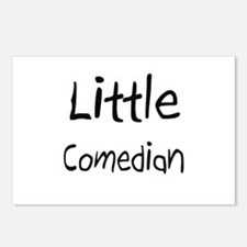 Little Comedian Postcards (Package of 8)