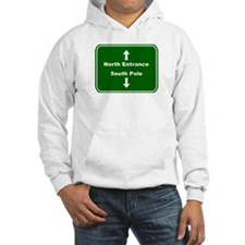 North & South Hoodie