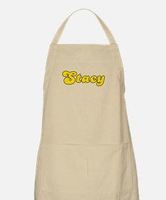 Retro Stacy (Gold) BBQ Apron