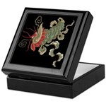 Lucky Dragon Keepsake Box