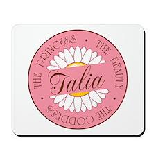 Talia Princess Beauty Goddess Mousepad