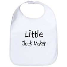Little Clock Maker Bib
