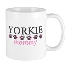 YORKIE MOMMY Mug