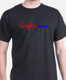 Surfers Suck T-Shirt