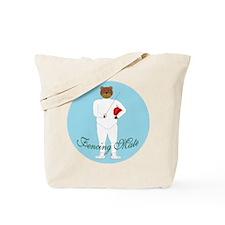 Teddy Fencer Tote Bag