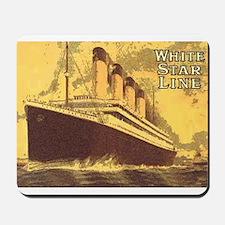Titanic 1 Mousepad