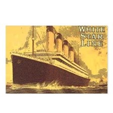 Titanic 1 Postcards (Package of 8)