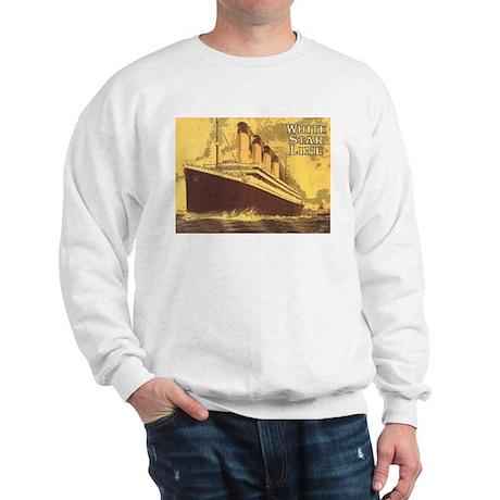 Titanic 1 Sweatshirt