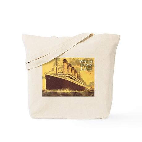Titanic 1 Tote Bag