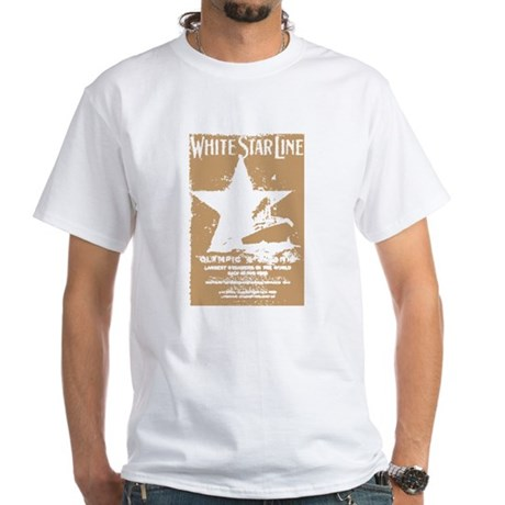 Titanic 2 White T-Shirt