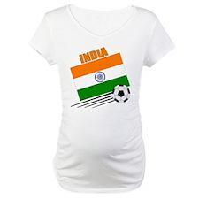 India Soccer Team Shirt