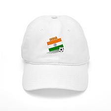 India Soccer Team Baseball Cap
